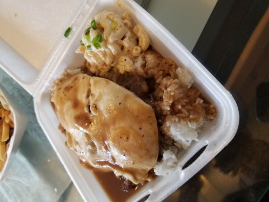 Pearl City, HI: Button Up Cafe