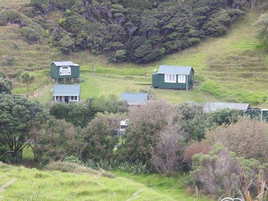 Raglan, New Zealand: A natural bowl