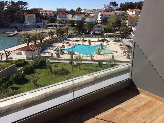Banjol, Croacia: Izvrstan hotel, nedavno renoviran, ljubazno osoblje. Preporučam