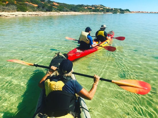 Denham , Australia: The weather is just amazing and the perfect time to explore on an Eco Adventure