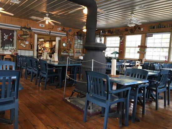 Treasure Camp On The Suwannee Interior Of