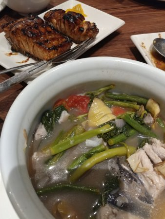 Sinigang Na Bangus Bellly Picture Of Gerry S Grill Luzon Tripadvisor