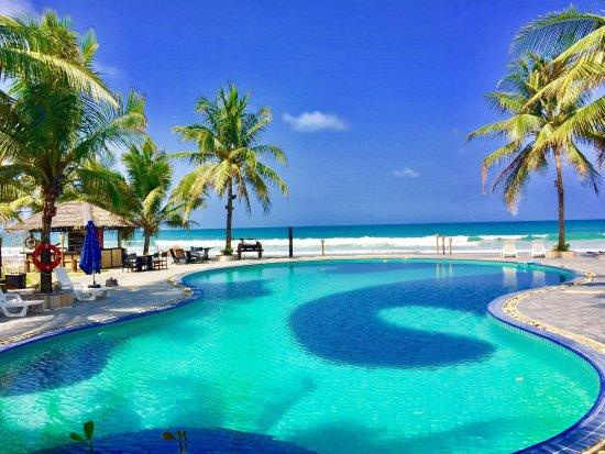 Central Hotel Ngwesaung Beach Ngwe Saung Birma Foto S Reviews En Prijsvergelijking Tripadvisor