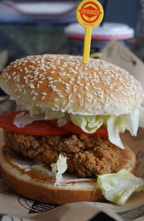 Camrose, Kanada: Crispy Southern Fried Fillet (Chicken Sandwich)