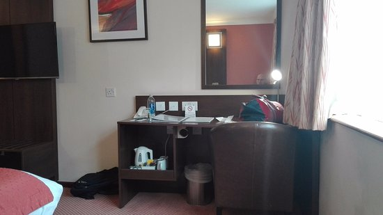 Functional Bedroom Furniture Picture Of Ramada Leicester Stage Leicester Tripadvisor