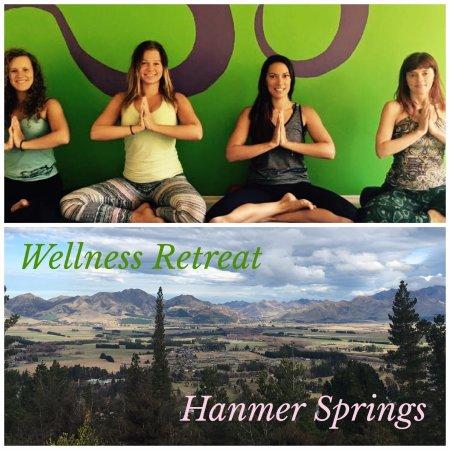 We run regular Yoga Wellness Retreat in Hanmer Springs