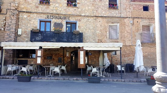Restaurante La Marmita: Façade du Restaurant