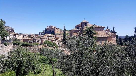 Restaurante La Marmita: Vue de la Terrasse