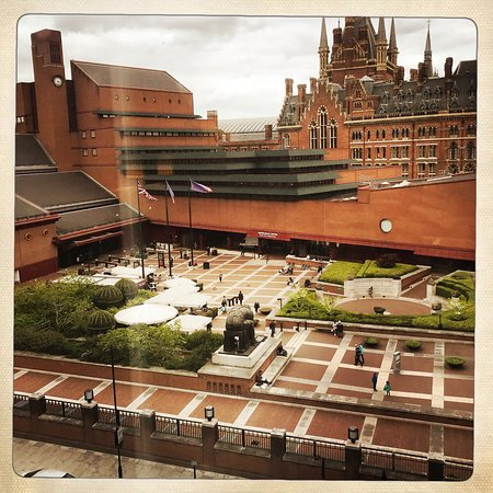 Picture of pullman london st pancras hotel london tripadvisor - Hotel pullman saint pancras ...