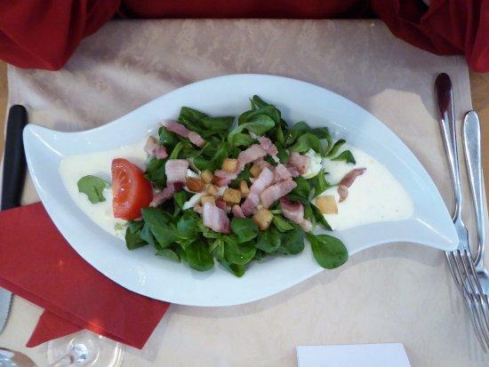 Zollikofen, Switzerland: Salatteller