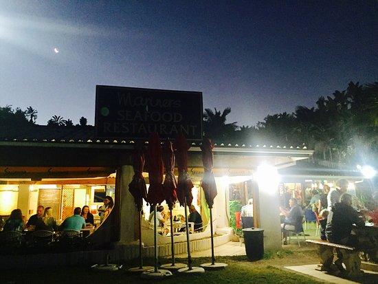 Marina Beach, Republika Południowej Afryki: Mariners Restaurant