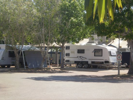 Broome Vacation Village : Campground