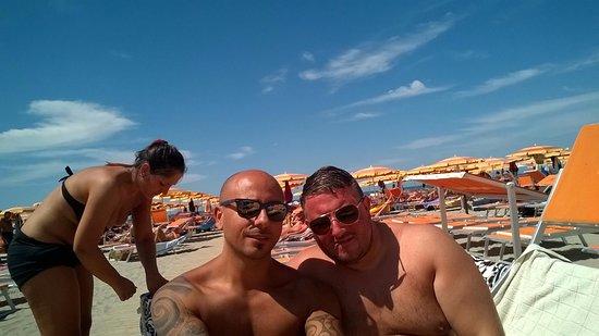Io e il mio migliore amico!!!!!!!PAPETE!!!!! - Foto di Papeete Beach ...