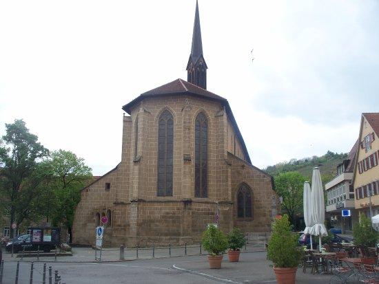 Esslingen am Neckar, Almanya: abside
