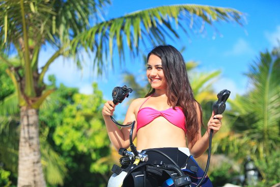 Piti, Mariana Islands: 体験ダイビングや講習も楽しく!