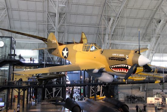 Chantilly, VA: Smithsonian National Air and Space Museum