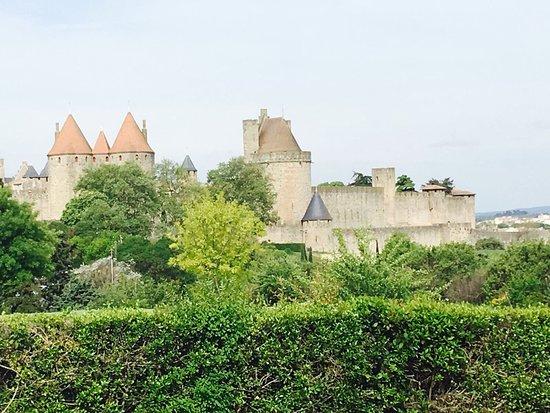 Picture of le jardin de la cite carcassonne for Le jardin carcassonne