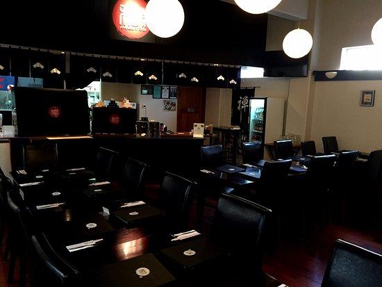 Whanganui, New Zealand: Inside