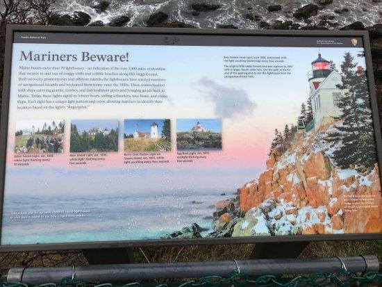 Bass Harbor, Maine: Particolare