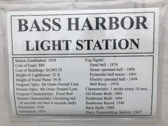Bass Harbor, ME: Particolare