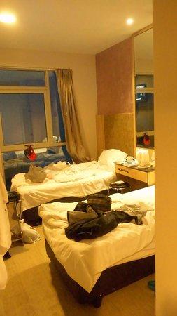 Fragrance Hotel - Riverside: Small rooms but still good...