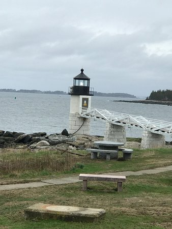 Port Clyde, ME: Vista