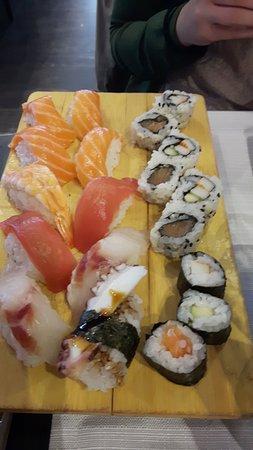 Kobe milanon ravintola arvostelut tripadvisor - Sushi porta ticinese ...
