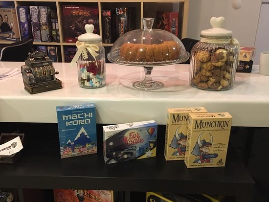 Da Vinci Escape & Board Game Cafe