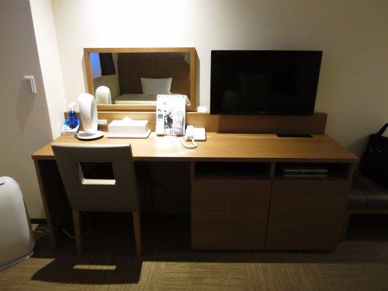 Hotel Sunrise Choshi : 空気清浄機もありました