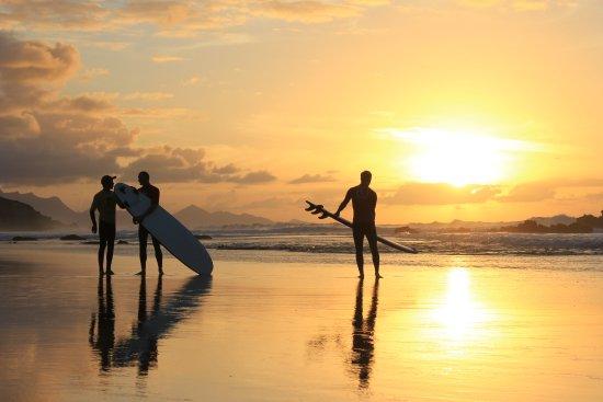 La Pared, Spain: Surfen lernen im Surfparadies Fuerteventura