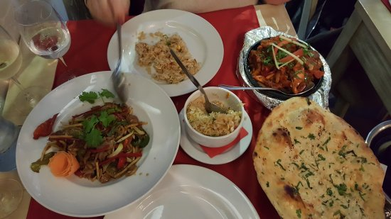 20170428 203130 picture of aroma cascais for Aroma indian chinese cuisine
