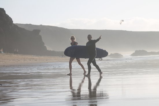 """La Pared, España: Endless Summer am """"Playa del viejo Rey"""""""