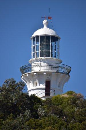 Seal Rocks, Australia: Nice lighthouse