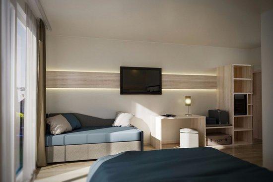 Camere Con Divano Letto : Camera superior con divano letto foto di hotel splendid sole