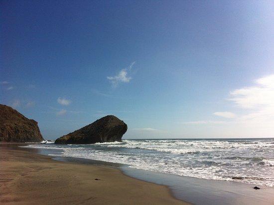Playa de Mónsul, Cabo de Gata, Spain - Picture of Monsul Beach, San Jose - Tr...