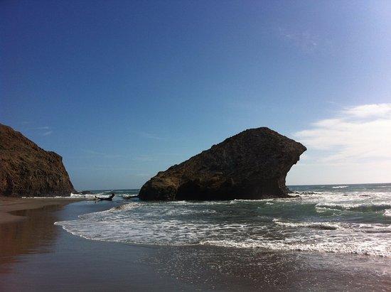 Playa de m nsul cabo de gata spain picture of monsul for Cabo de gata spain