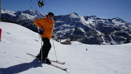 Du Pic Montgenevre Vue Resort Of L'aigle Ski Picture De adqc51wxg