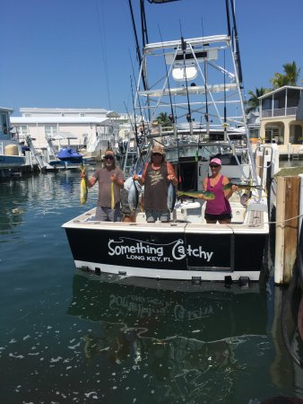 Something Catchy Charters: Woohoo what a fun day!