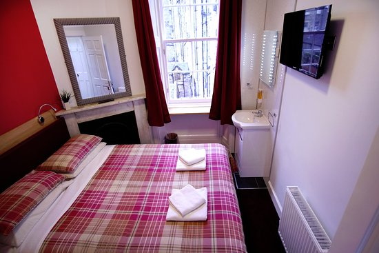 Regent House Hotel: double room with shared bathroom