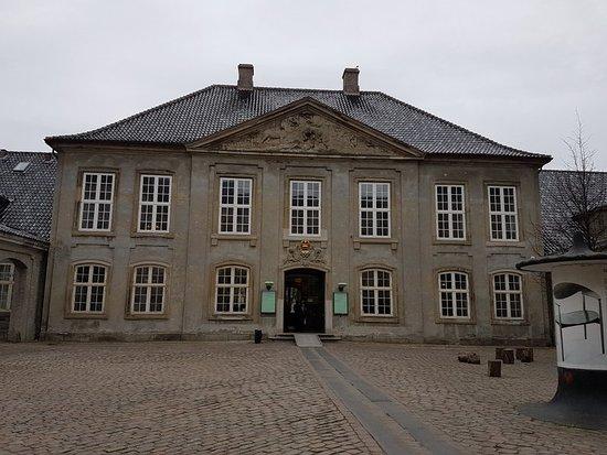 Designmuseum Danmark : Entrance