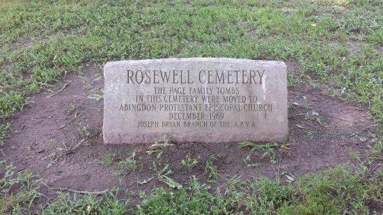 Gloucester, VA: Cemetery