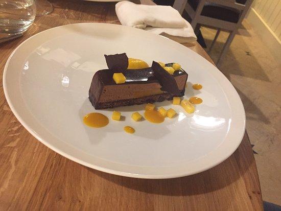 มอนต์เบซอน, ฝรั่งเศส: Restaurant Olivier Arlot