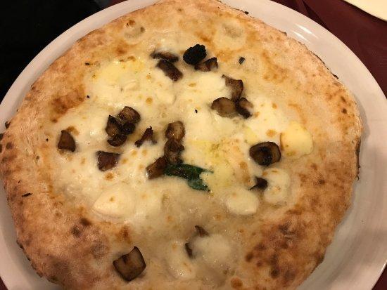 Casapulla, Италия: Ticket pizza 15€