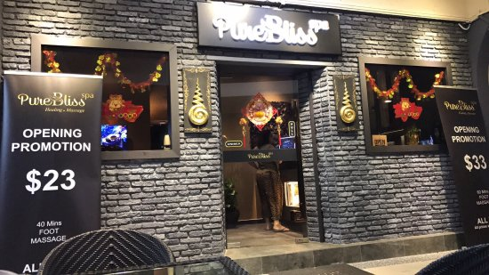 Pure Bliss Spa Singapore Review