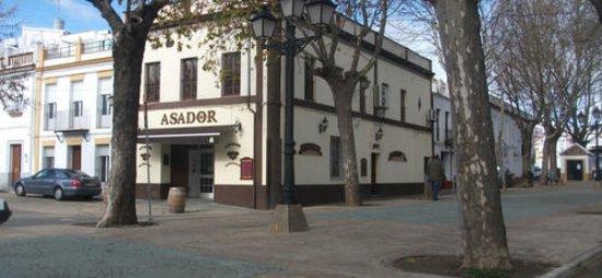 Constantina, Espagne: asador los navarro