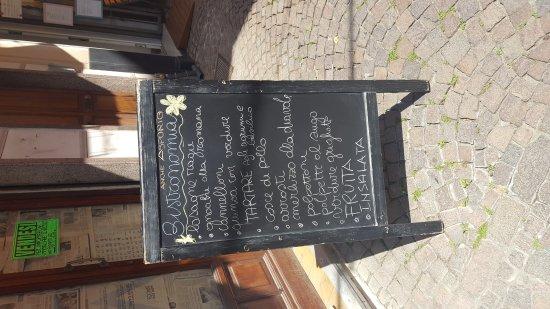 La Bistronomia-Bisteccheria: La Bistronomia