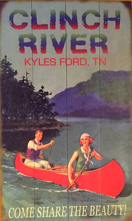 Kyles Ford, เทนเนสซี: River Place Cafe