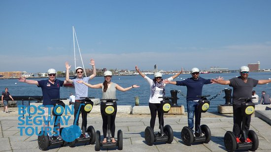 ‪Boston Segway Tours‬