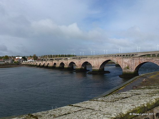Berwick Upon Tweed Castle & Ramparts