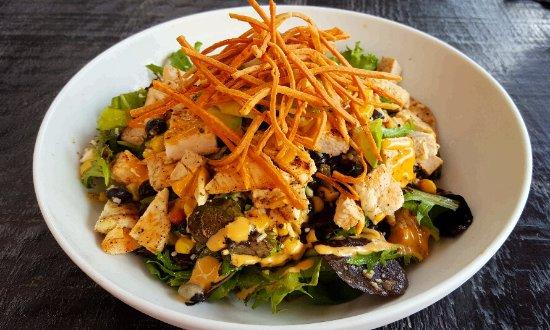 Brule Bistro : Taco salad